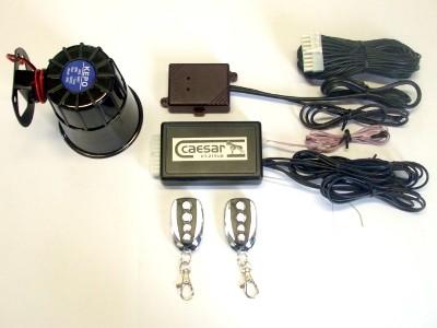 Caesar CT-215UR rablásgátlós autóriasztó három pontos indítástiltással