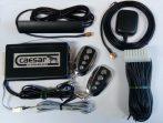 Caesar CT-551 GSM-GPS autóriasztó üvegtörés és légnyomás-érzékelővel