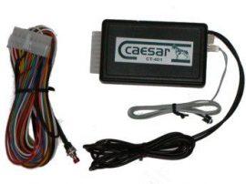 Caesar CT-401  gyári távkapcsolóval vezérelhető rablásgátlós autóriasztó